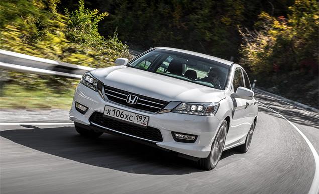 Длительный тест Honda Accord: стоимость владения и версия 3.5. Фото 17