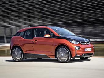 Очереди на тест-драйв BMW i3 растянулись на пять месяцев
