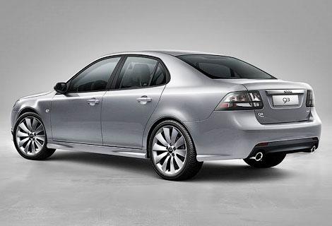 В Швеции стартовал серийный выпуск электрической версии седана 9-3