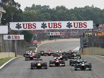 FIA опубликовала окончательную версию календаря Формулы-1