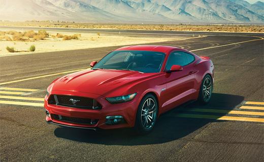 """""""Форд"""" представил Mustang нового поколения"""