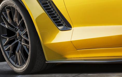 Chevrolet готовит к дебюту суперкар Corvette Z06 нового поколения