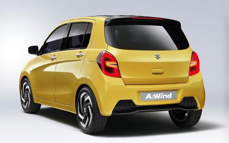 Глобальный хэтчбек Suzuki появится в 2014 году