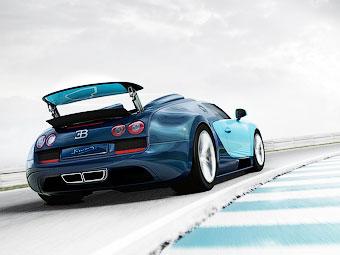 Компания Bugatti продала 400-й Veyron