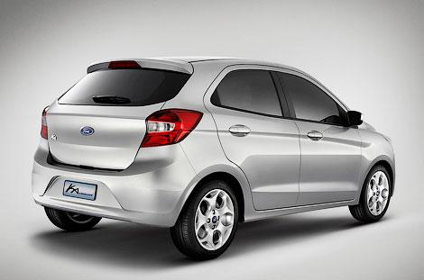 Бразильский Ford разработал субкомпактный хэтчбек для мировых рынков