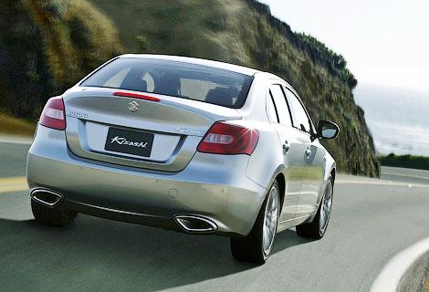 """В Suzuki назвали седан Kizashi """"очень неудачным автомобилем"""""""