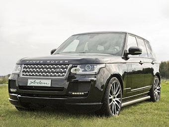 Немцы сделали Range Rover 650-сильным
