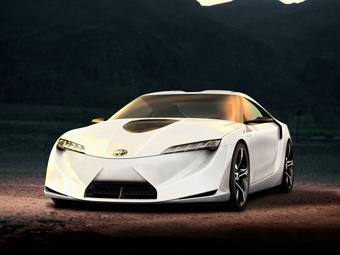 Концептуальный преемник Toyota Supra дебютирует в январе