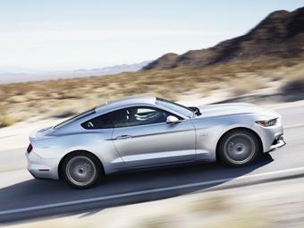 """""""Форд"""" превратит Mustang в электрокар"""