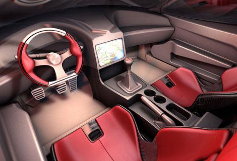 Компания SLC покажет сверхлегкое купе на моторшоу в Монреале. Фото 3