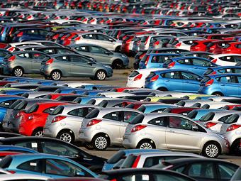 Россияне стали тратить больше денег на покупку автомобилей