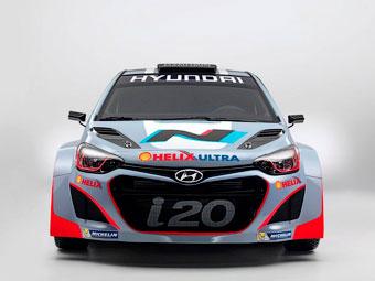 За Hyundai в ралли выступят четыре пилота на двух машинах