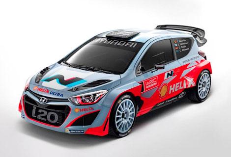 Южнокорейская марка объявила состав пилотов на следующий сезон WRC