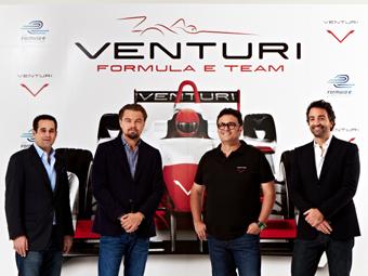Леонардо Ди Каприо стал совладельцем команды Формулы-E