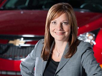Самая влиятельная женщина автоиндустрии возглавит General Motors