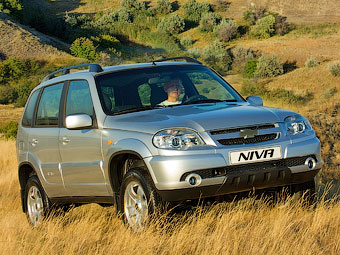 """Следующая """"Нива"""" получит двигатель Peugeot"""