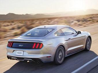 Ford Mustang поможет водителю дымить шинами