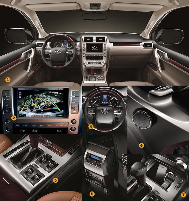 Почему Lexus GX460 обязан стать популярнее после рестайлинга. Фото 3