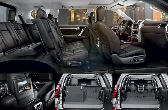Почему Lexus GX460 обязан стать популярнее после рестайлинга. Фото 10