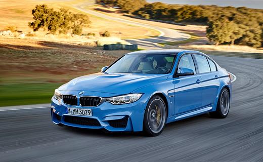 Компания BMW рассекретила новые M3 и M4