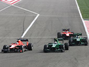 FIA приступила к поиску новой команды Формулы-1