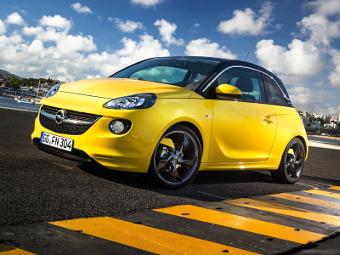 "Opel построит модель меньше ""Корсы"" и ""Адама"""