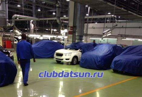 Топ-менеджер Datsun рассказал подробности о бренде на российском рынке