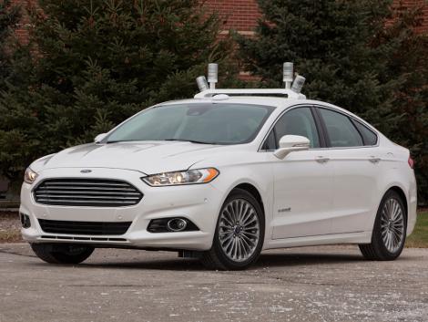 """В """"Форде"""" запустят в серию автомобили с автопилотом к 2025 году. Фото 1"""