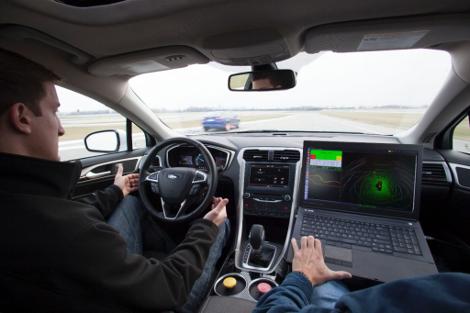"""В """"Форде"""" запустят в серию автомобили с автопилотом к 2025 году. Фото 4"""