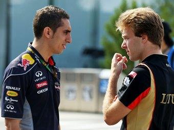 Командам Формулы-1 разрешили менять гонщиков во время заездов