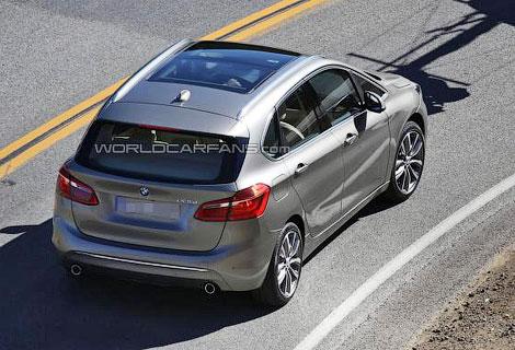 Серийный компактвэн BMW 1-Series GT дебютирует в Женеве. Фото 3