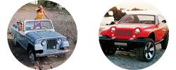 Новая модель Jeep дебютирует весной на автосалоне в Женеве