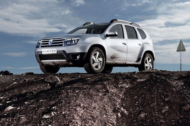 Пять фактов о полноприводном Renault Duster с «автоматом». Фото 2