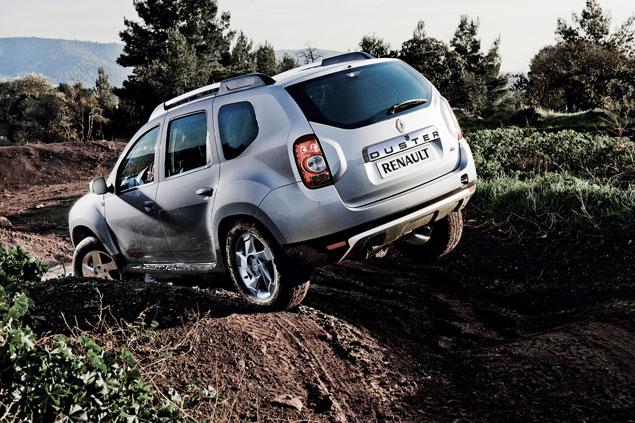 Пять фактов о полноприводном Renault Duster с «автоматом». Фото 4