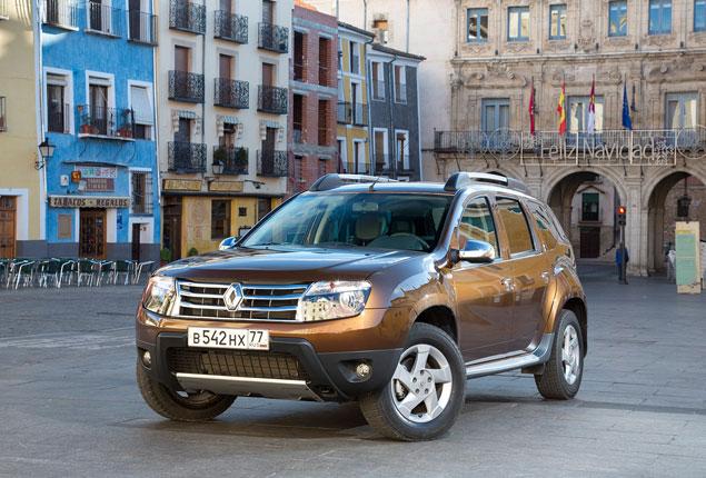 Пять фактов о полноприводном Renault Duster с «автоматом». Фото 5