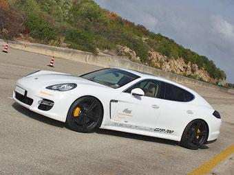 Хэтчбек Porsche Panamera разогнался до 340 километров в час