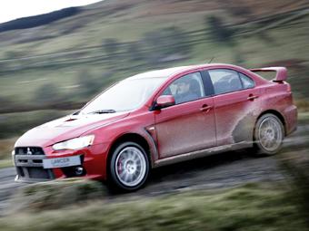 Новый Mitsubishi Evo станет гибридом с 1,1-литровым дизелем