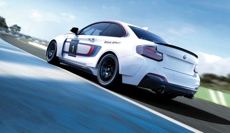 Купе BMW M235i Racing получило 333-сильный мотор