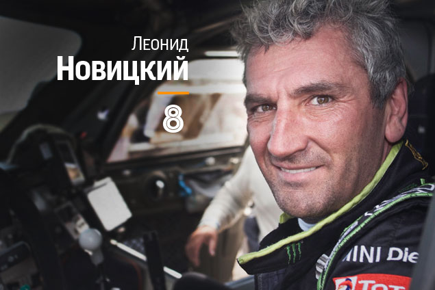 Десять главных персон 2013 года в российском автоспорте. Фото 2