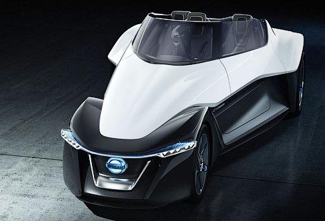 Новые модели Nissan появятся на конвейере в течение ближайших пяти лет. Фото 2