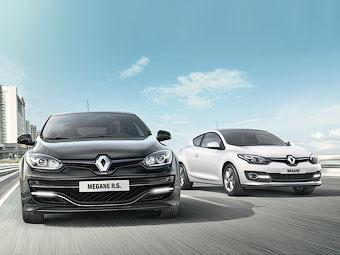 Обновленный Renault Megane доберется до России в апреле