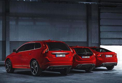 Volvo и Polestar подготовили особую модификацию S60, V60 и XC60