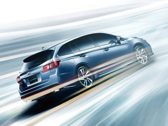 Subaru создаст пять версий нового универсала
