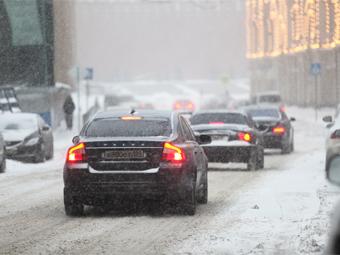 Придорожные табло в Москве научат прогнозировать пробки