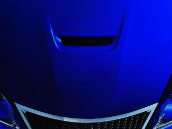 """Lexus подтвердил """"заряженное"""" купе для Детройта"""