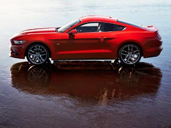 Россияне проголосовали за поставку Ford Mustang в РФ