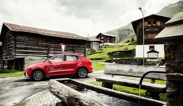 """Достойна ли """"заряженная"""" модификация Audi Q3 звания RS. Фото 1"""