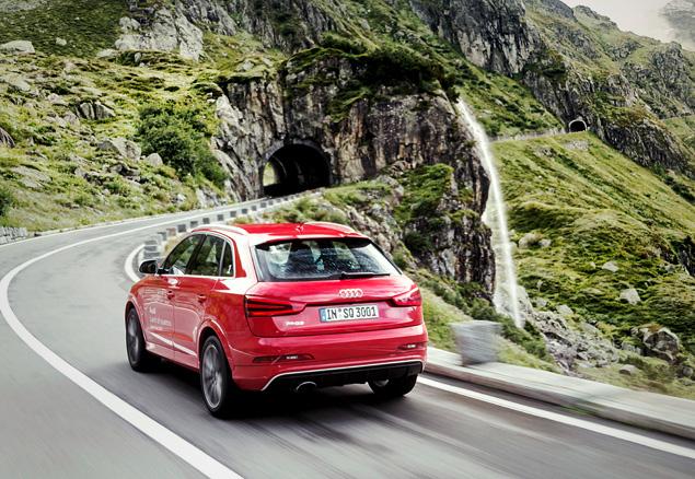 """Достойна ли """"заряженная"""" модификация Audi Q3 звания RS. Фото 3"""