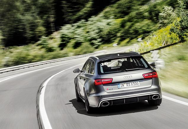 """Достойна ли """"заряженная"""" модификация Audi Q3 звания RS. Фото 13"""