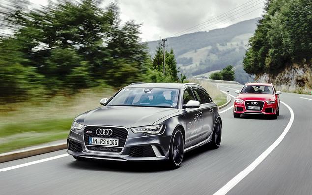 """Достойна ли """"заряженная"""" модификация Audi Q3 звания RS. Фото 14"""